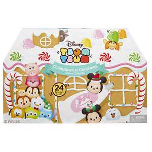 JAKKS PACIFIC'S TSUM TSUM ADVENT CALENDAR