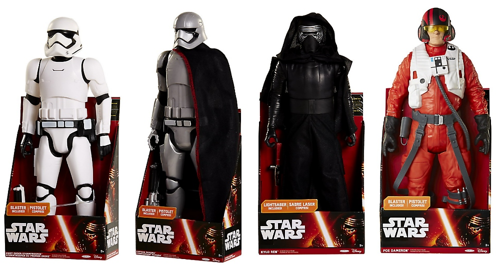 JAKKS PACIFIC'S Rogue One: A Star Wars Story  themed BIG-FIGS™