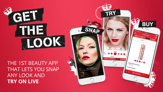 Rimmel London's new Get The Look App