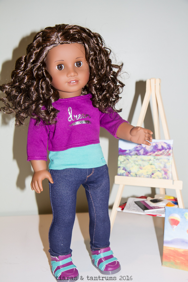 American Girl's 2017 Girl of the Year Is Gabriela McBride, Dancer and Poet