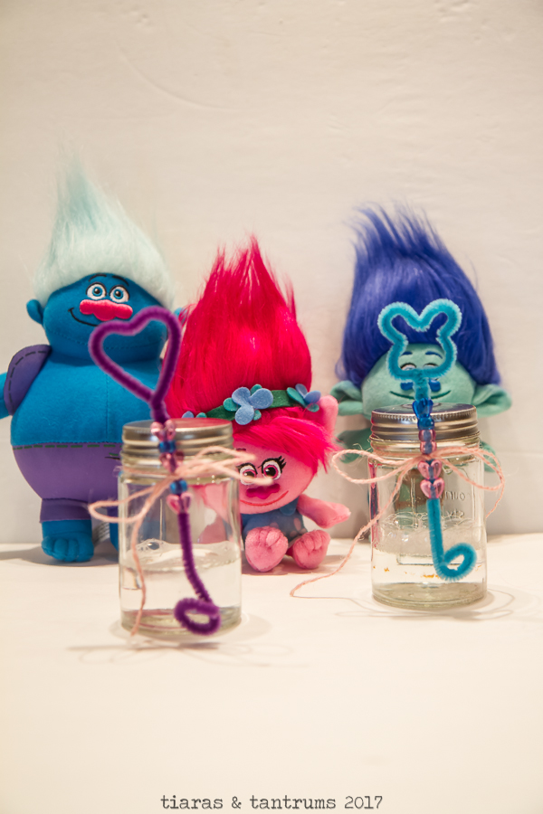 TROLLS DIY Bubble Wand