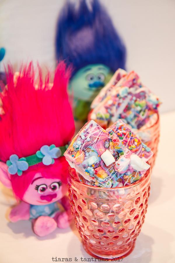 TROLLS Candy Bark Tiaras & Tantrums