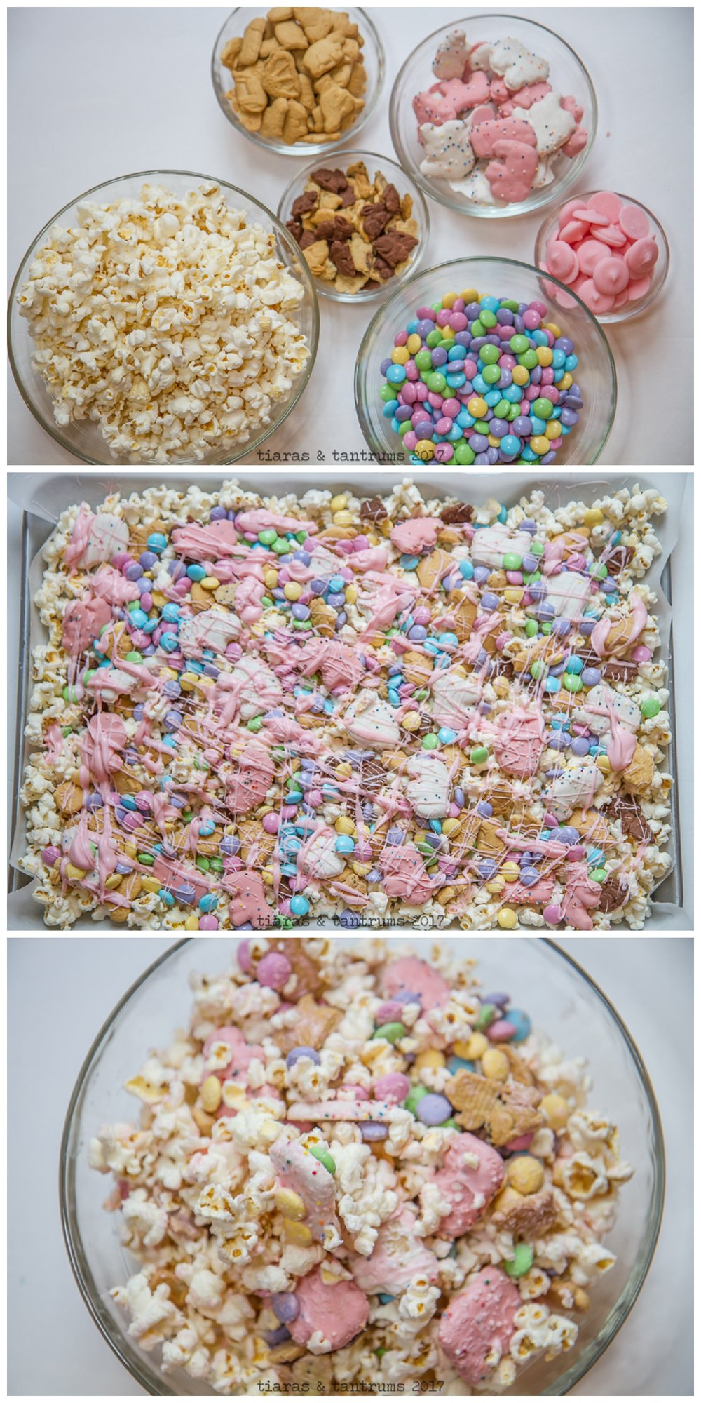 SING Candied Popcorn