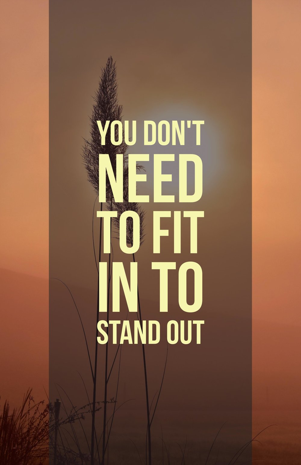 You Don't Need To Fit in to Stand Out #StreamTeam #Netflix