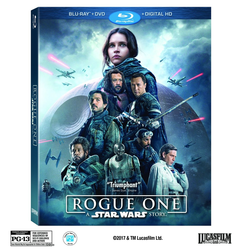 Rebellions Are Built on Hope | Rogue One Digital Review