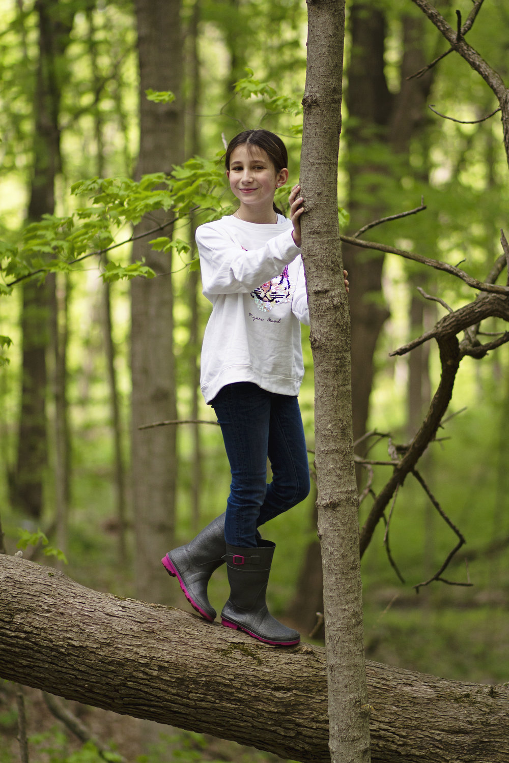 Equipped for Spring & Summer with Kamik Rain Boots #KamikStepOutside