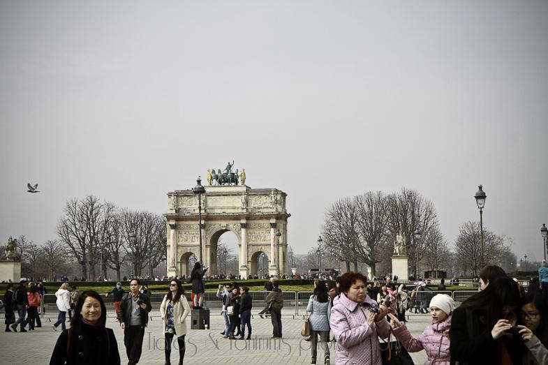 Paris - Day Eight