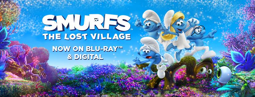 SMURFS: THE LOST VILLAGE | DVD Giveaway
