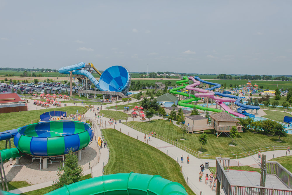 Top 5 Reason to Have Summer Fun at Raging Waves Waterpark