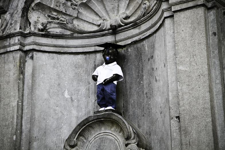 Manneken Pis | Brussels