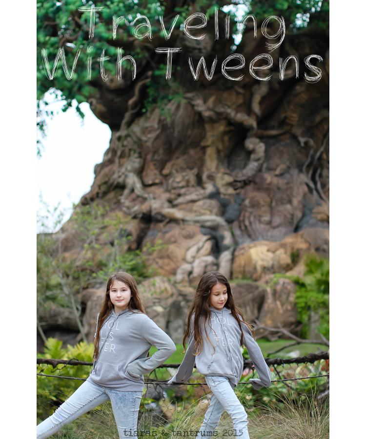 Traveling With Tweens
