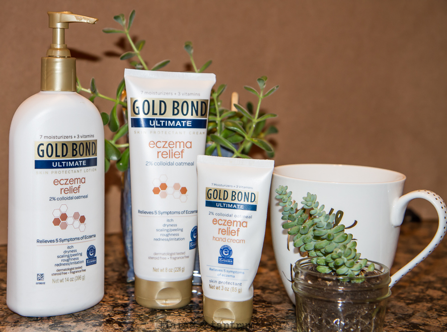 GOLD BOND® Ultimate Eczema Relief Lotion