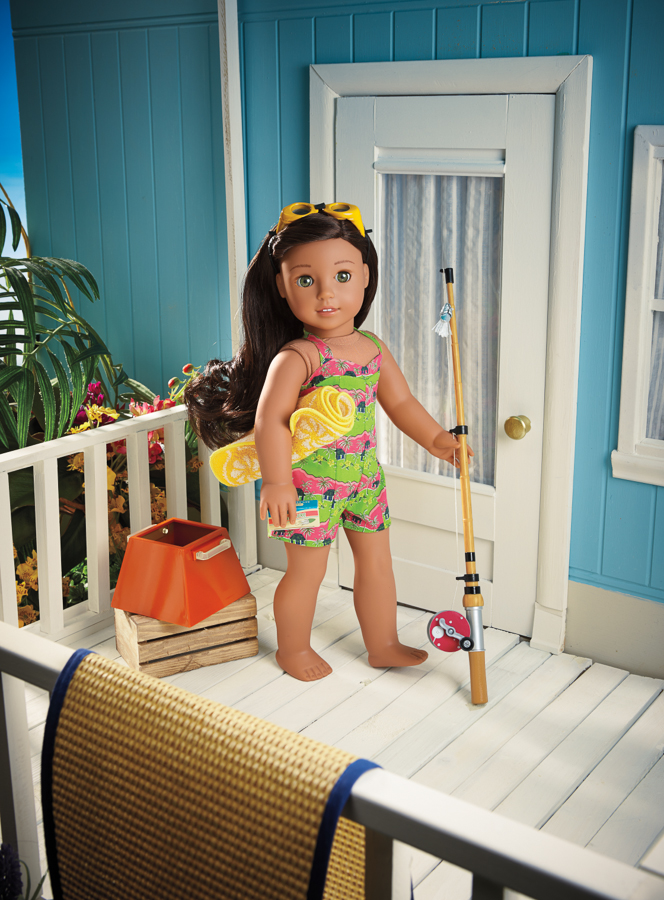 Meet Nanea Mitchell - American Girl's New BeForever Doll
