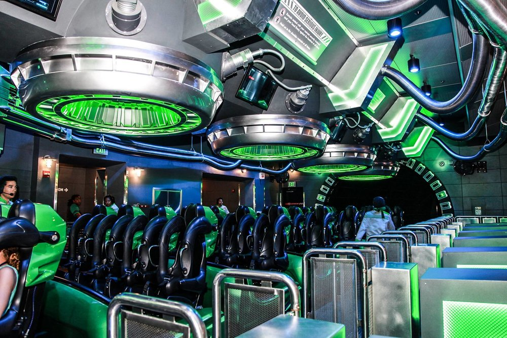 10 Best Rides at Universal Studios Orlando Resort