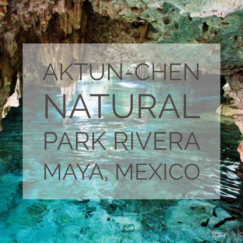 Aktun-chen Natural Park in Rivera Maya, Mexico