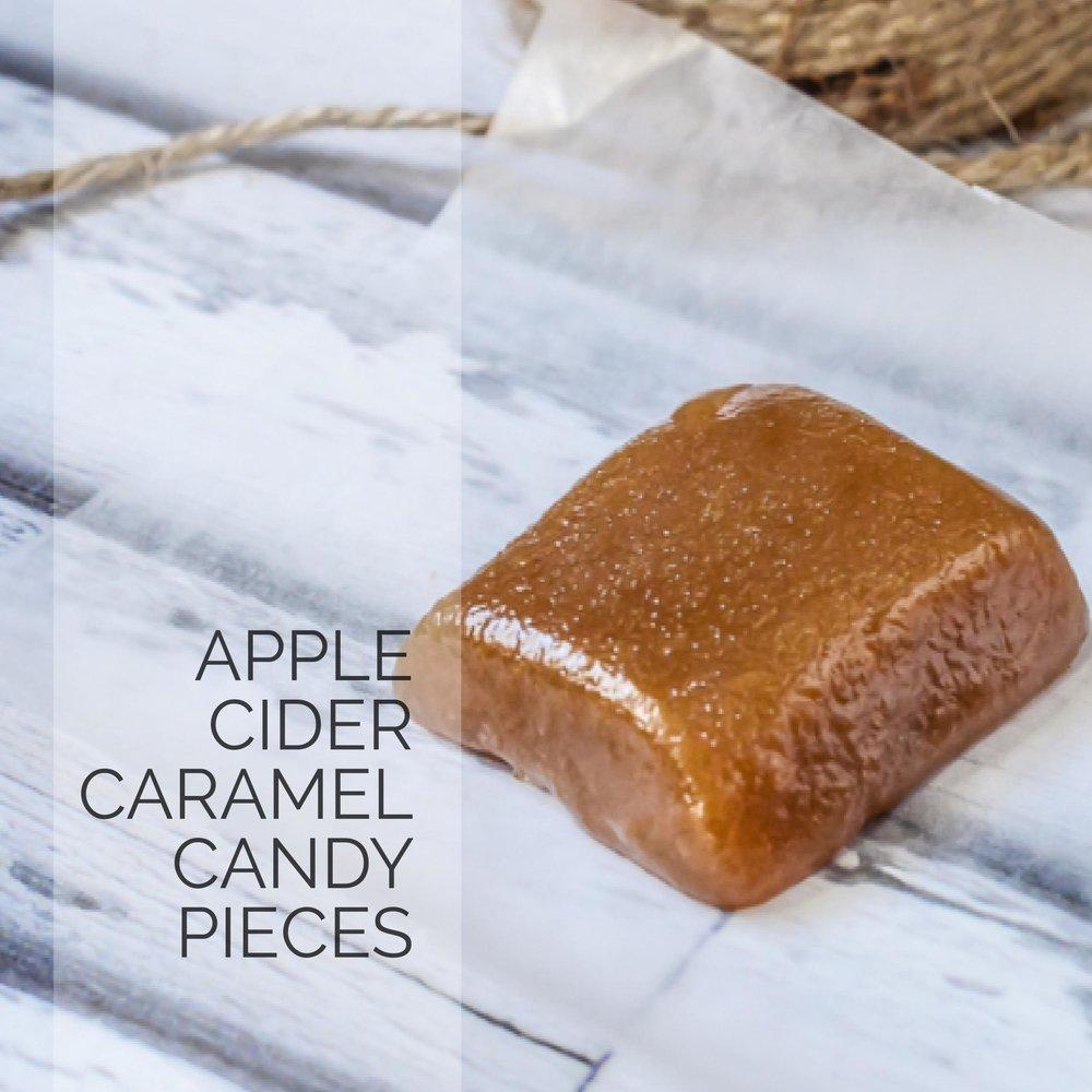 Apple Cider Caramel Candy Pieces