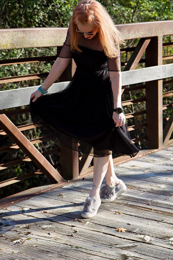 How to Rock a Little Black Dress eShakti