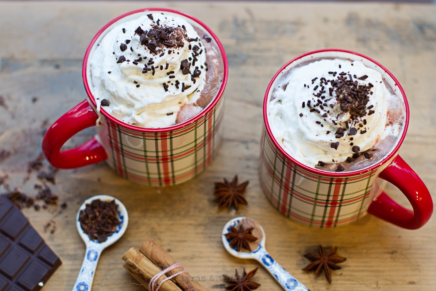Host a Hot Chocolate Party