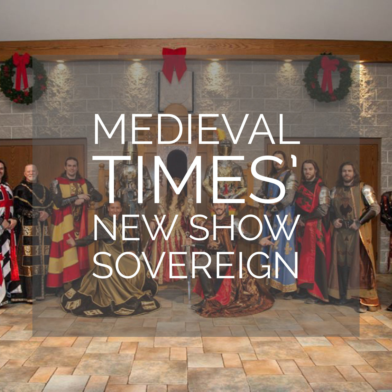 Medieval Times New Show Sovereign A Huge Success Tiaras Tantrums