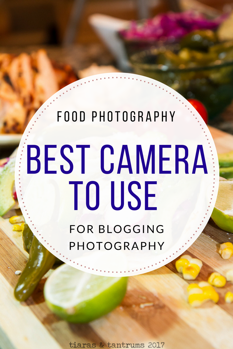 Best Camera and Lenses To Use For Food & Blog Photography