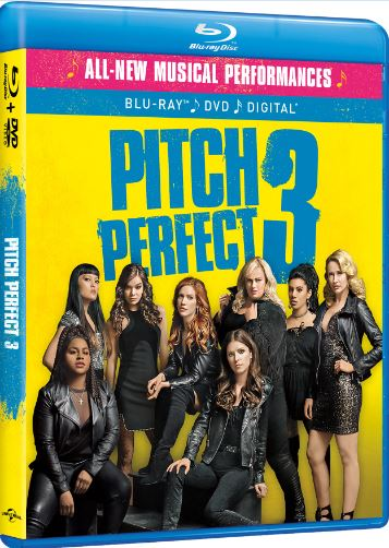 THE BELLAS ARE BACK IN  PITCH PERFECT 3