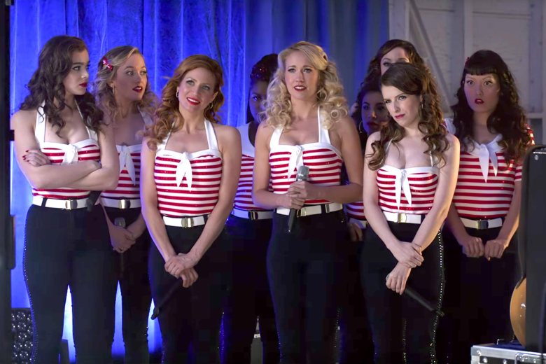 Pitch Perfect 3 - Official Trailer [HD] (screen grab)