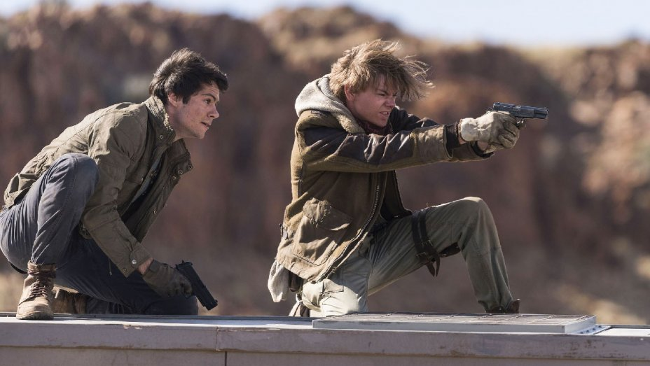 MAZE RUNNER: THEDEATHCURE
