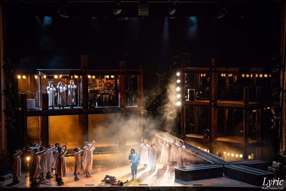 JESUS CHRIST SUPERSTAR Returns to Broadway at Lyric Opera of Chicago