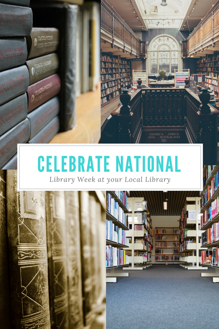 Celebrate National Library Week at your Local Library