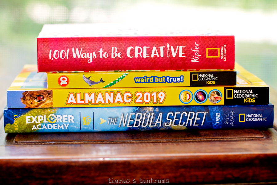 National Geographic Kids Almanac 2019