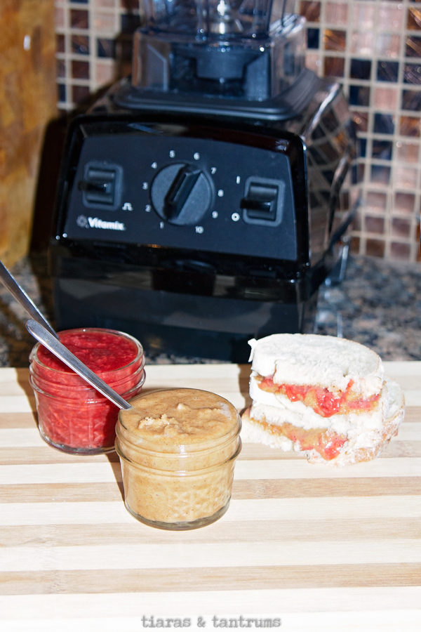 Homemade Almond Butter With Your Vitamix