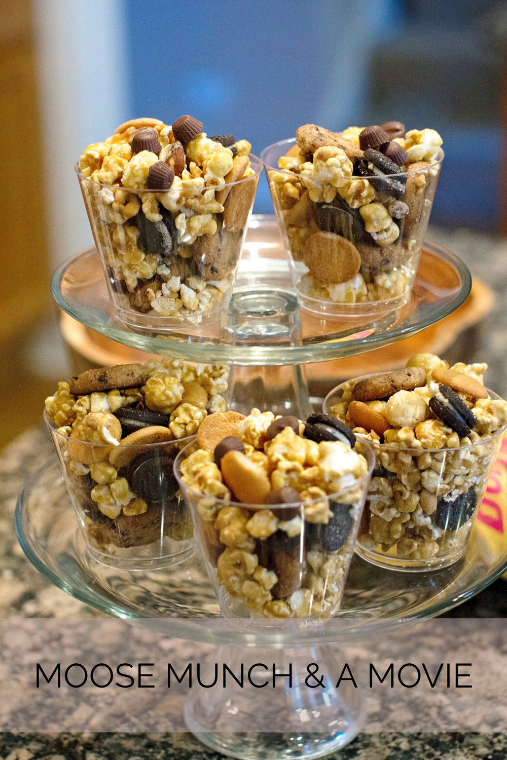 Moose Munch and A Movie #NationalPopcornDay