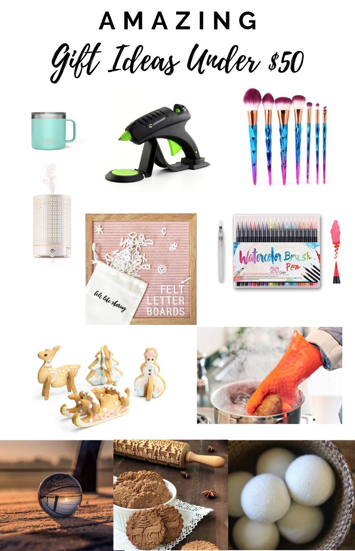 Amazing Gift Ideas Under $50 Tiaras & Tantrums