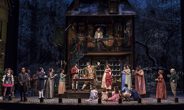 Chicago Guide to the Holidays A Christmas Carol at Goodman Theatre