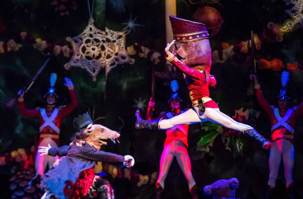 Chicago Guide to the Holidays The Nutcrack Joffrey Ballet Chicago