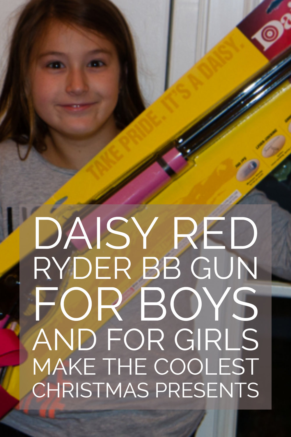 Daisy BB Guns are the Best Gifts for Girls