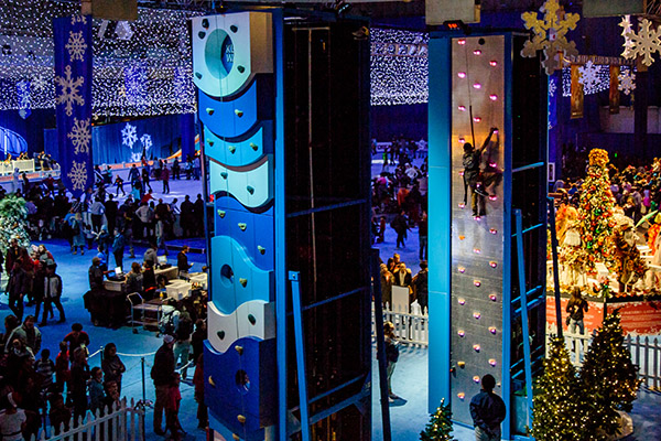 Chicago Guide to the Holidays Winter Wonderland Fest at Navy Pier