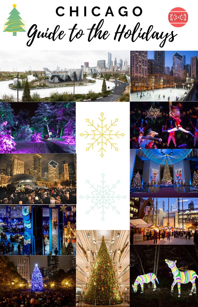 Chicago Guide to the Holidays #christmasinChicago #Chicagochristmas Tiaras & Tantrums