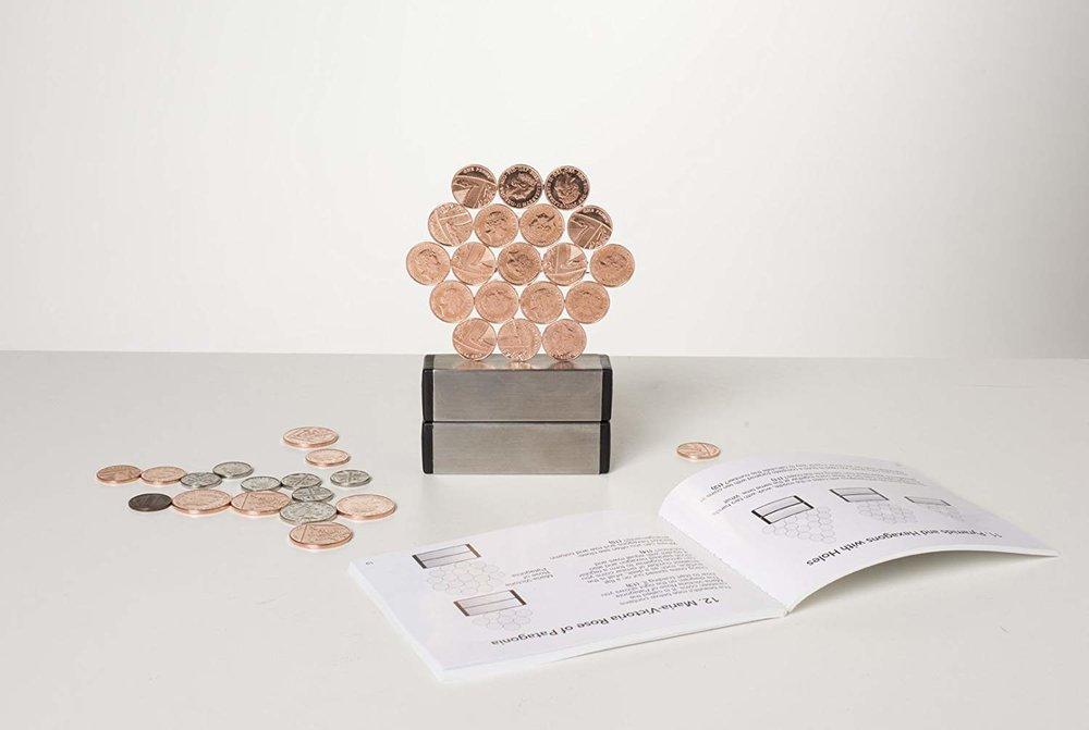 Amazing Gift Ideas Under $50 From Amazon Magic Penny Magnet Kit