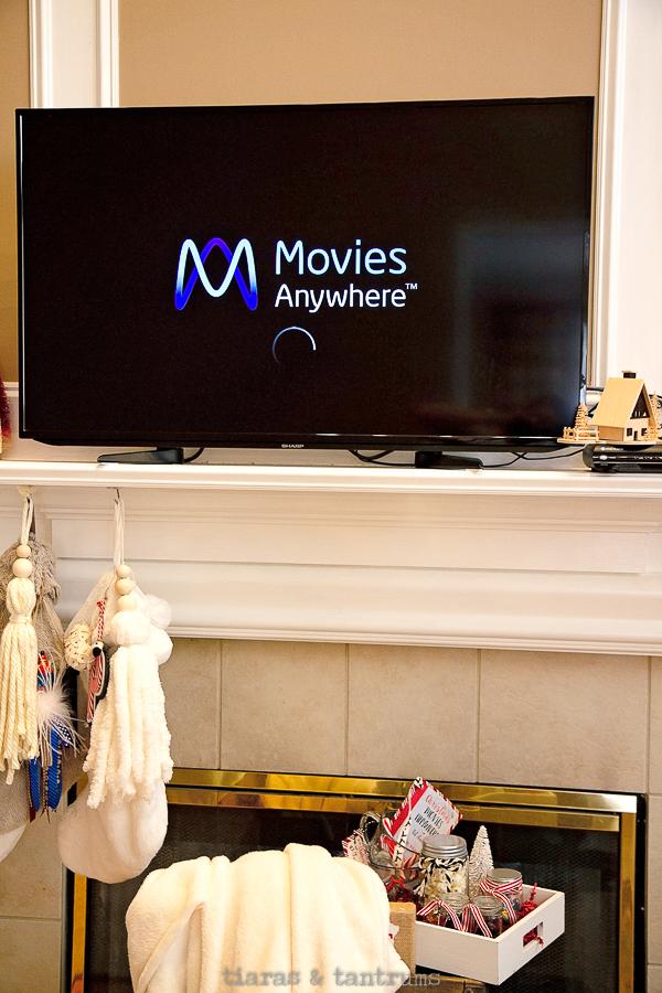 Movies Anywhere Movie Night #MASurvivingTheHoliday #MASurvivingTheHoliday #HolidaysAreHere #MoviesAnywhere