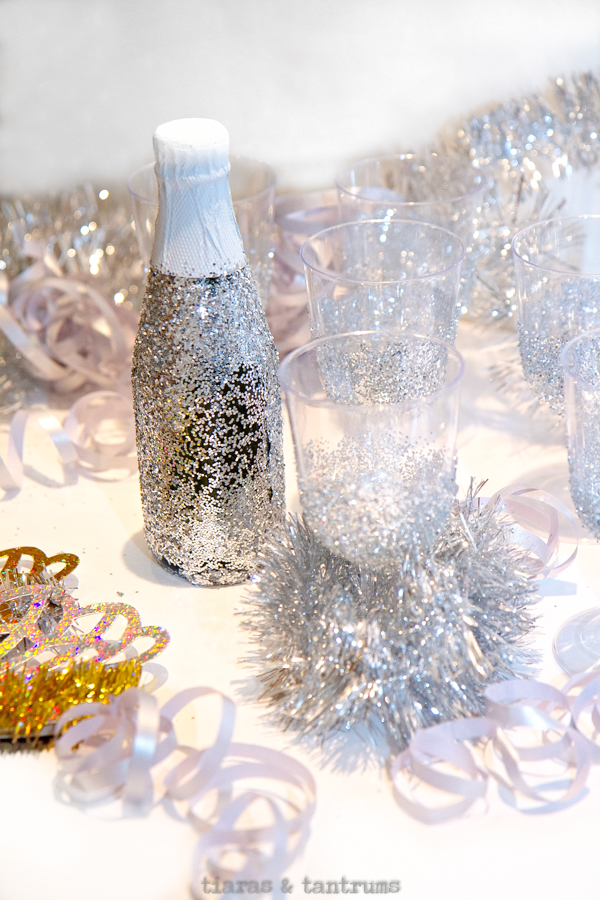 New Year's Eve Party Inspiration #NewYearsEve with Tiaras & Tantrums