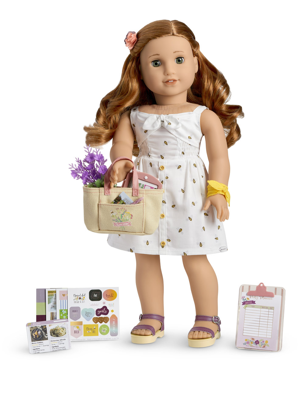 American Girl's 2019 Girl of the Year Is Blaire Wilson #AmericanGirl #AmericanGirlDoll #GOTY2019 #GOTY #BlaireWilson