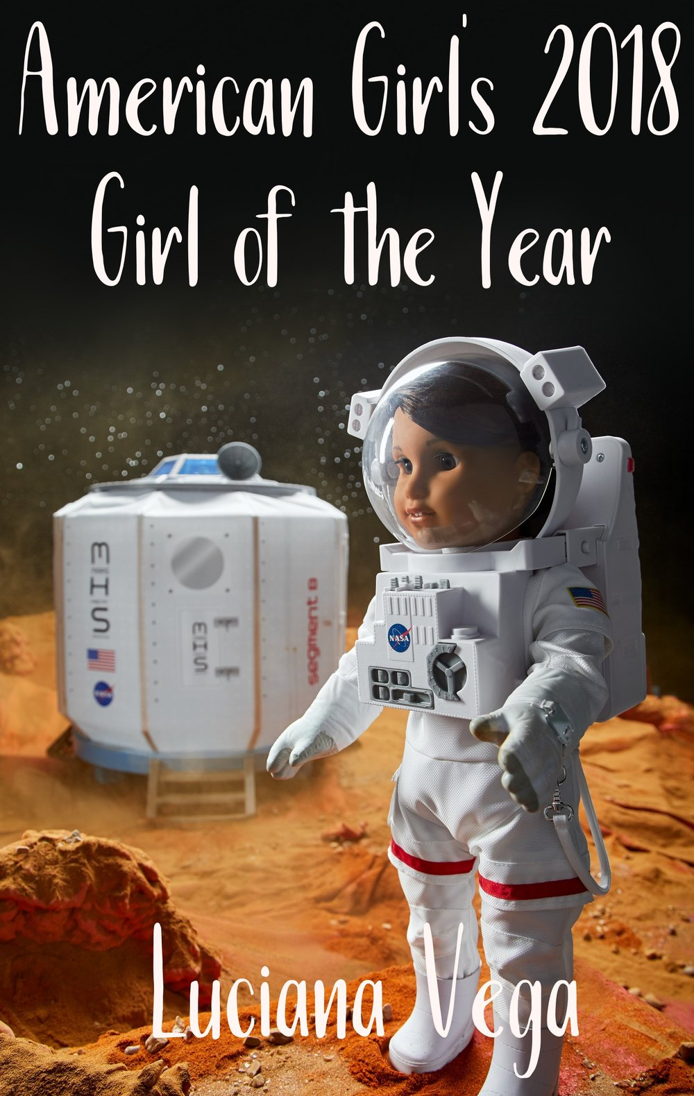 American+Girl%27s+2018+Girl+of+the+Year+Is+Luciana+Vega+-+Aspiring+Astronaut