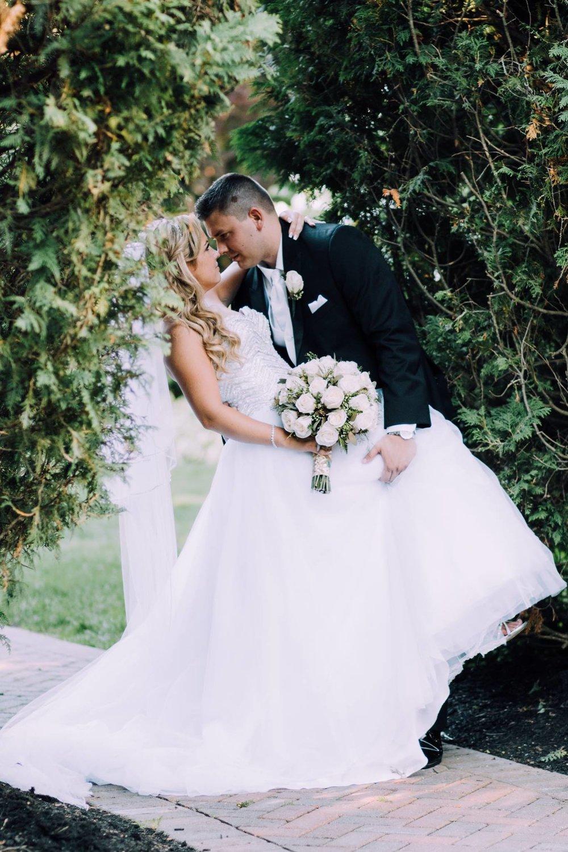 Jessica + Kam at their Chocksett Inn wedding (Sterling, MA)