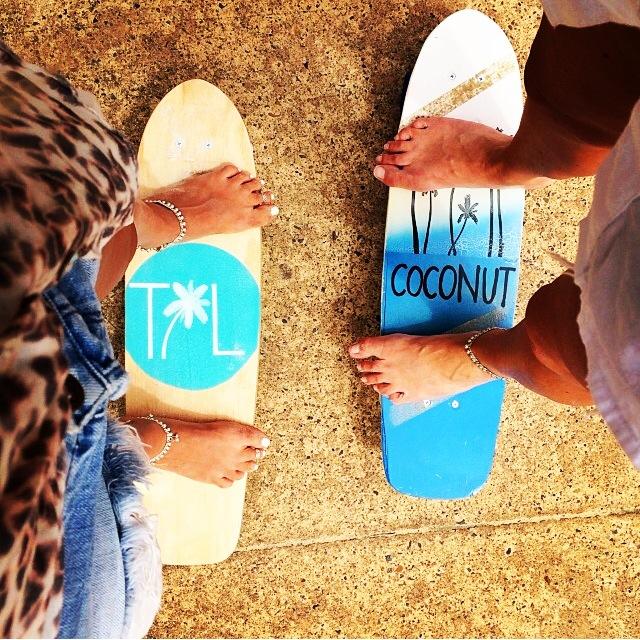TIL & COCONUT DREAMS