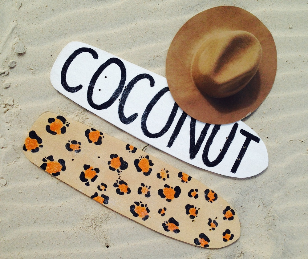 COCONUT & LEOPARD