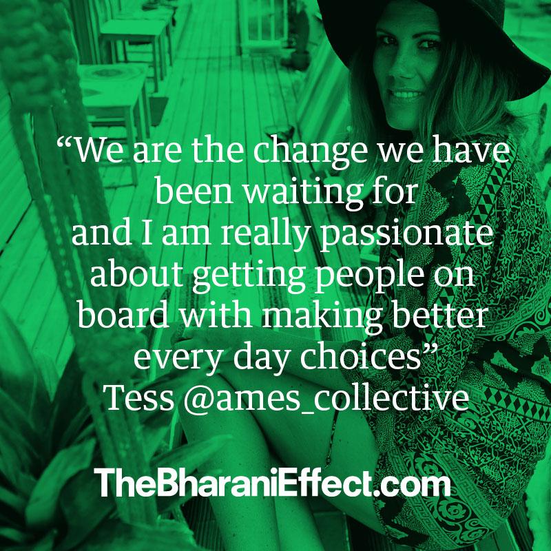THE BHARANI EFFECT - 2014
