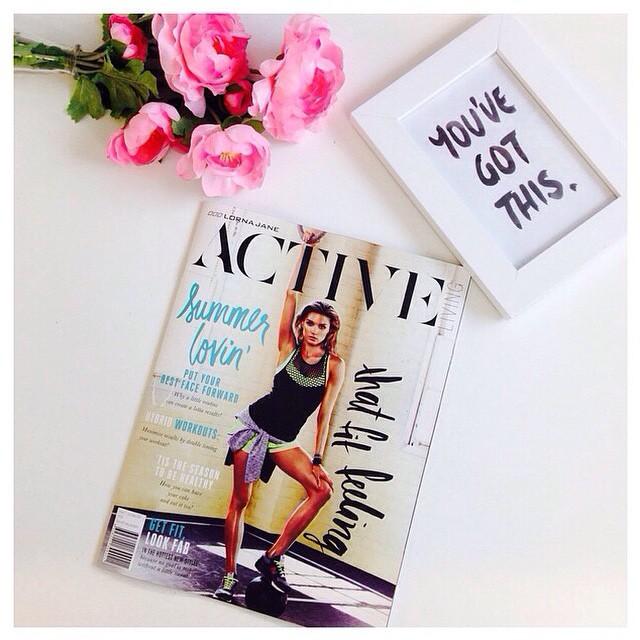 LORNA JANE ACTIVE LIVING - 2014