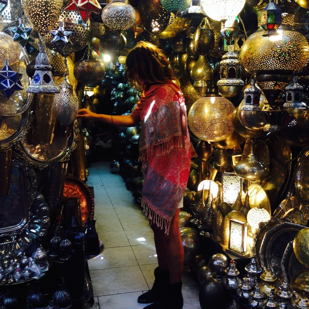 Scouring the Souqs of Marrakech