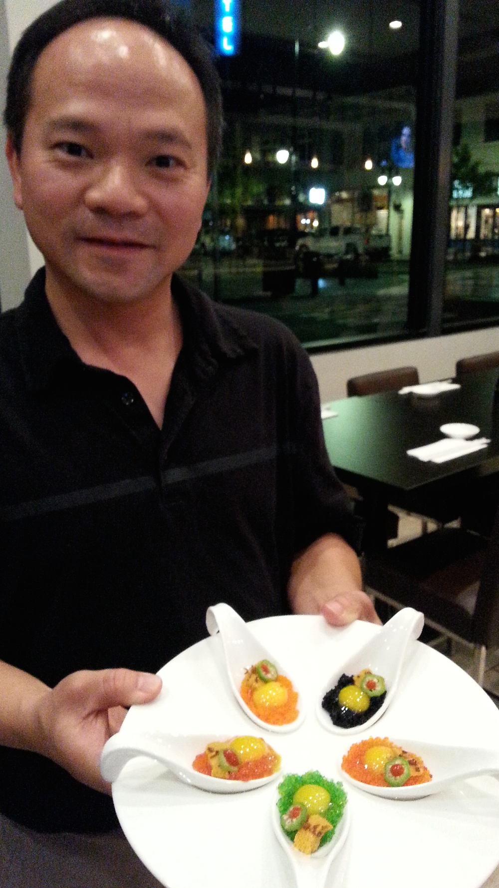 Stanley Chan, Owner & Executive Chef